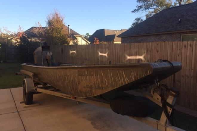 2001 Gator Trax Mudboat - For Sale at Madisonville, LA 70447 - ID 136300
