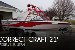 2001 Correct Craft Air Nautique