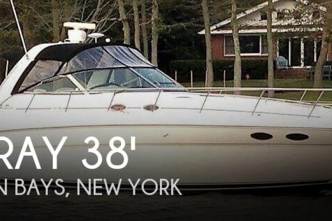 2000 Sea Ray 380 Sundancer - For Sale at Hampton Bays, NY 11946 - ID 32961