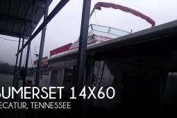 1986 Sumerset Houseboats 14x60