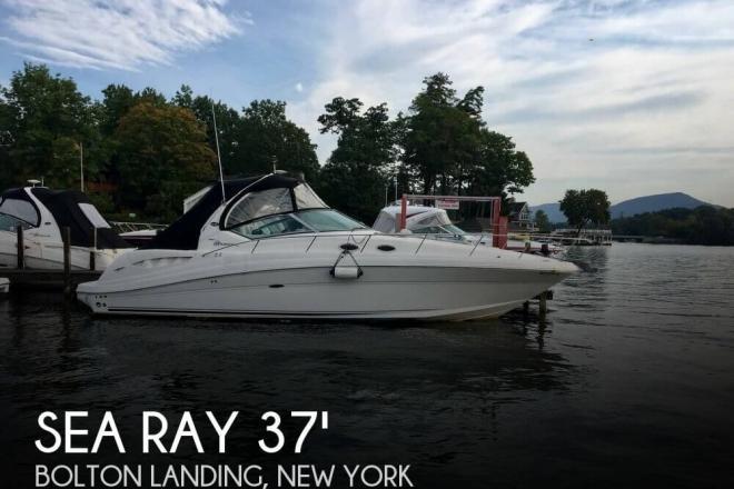 2006 Sea Ray 340 Sundancer - For Sale at Bolton Landing, NY 12814 - ID 136614