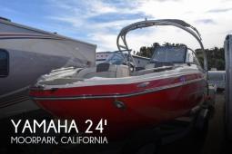 2014 Yamaha 242 Limited S