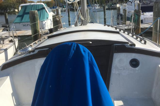1977 Catalina 30 - For Sale at Deale, MD 20751 - ID 136703