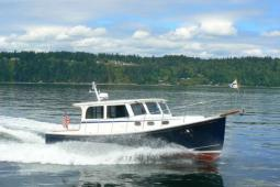 2001 Duffy 35 Downeast