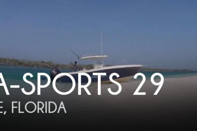 2006 Hydra Sports 2900 CC Vector - For Sale at Fort Pierce, FL 34954 - ID 136768