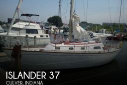 1969 Islander 37