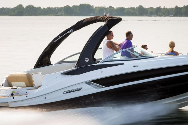 2018 Cruisers Sport Series 298 Bowrider - For Sale at Lake of the Ozarks, MO 65065 - ID 137272