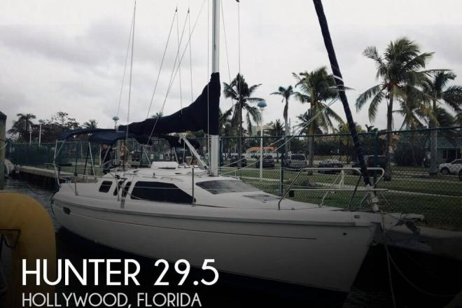 1994 Hunter 29.5 - For Sale at Hollywood, FL 33081 - ID 136250