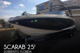 2016 Scarab 255 HO Impulse