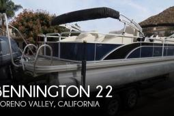 2015 Bennington S24 SCWX