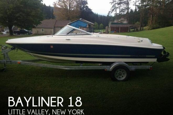 2015 Bayliner 175 BR - For Sale at Little Valley, NY 14755 - ID 137955
