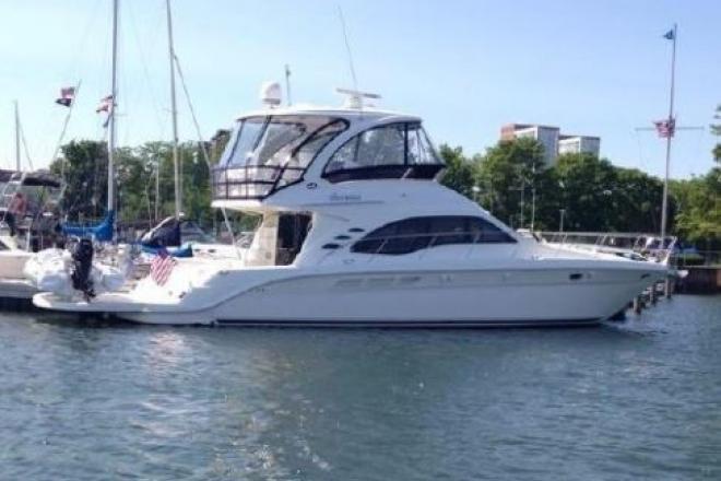 2007 Sea Ray 52 SEDAN BRIDGE - For Sale at Winthrop Harbor, IL 60096 - ID 138009