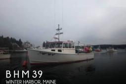 1986 B H M 39