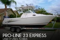 2016 Pro Line 23 Express