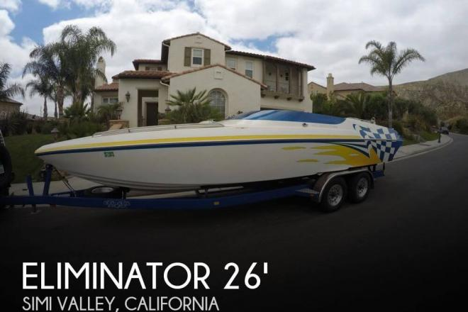 2001 Eliminator 260 EX Eagle - For Sale at Simi Valley, CA 93062 - ID 106001