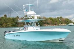 2012 Bahama 37 Center Console