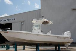 2013 Everglades Center Console