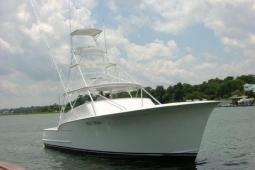 2003 Willis 43 Custom Carolina