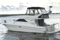 2000 Sea Ray 400 Sedan Bridge