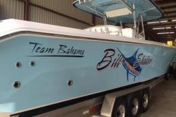 2009 Bahama 41