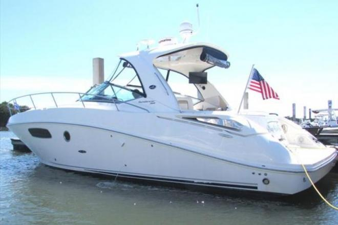 2009 Sea Ray 350 Sundancer - For Sale at Beaufort, NC 28516 - ID 138497