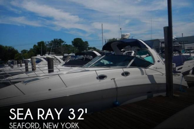 2004 Sea Ray 320 Sundancer - For Sale at Amityville, NY 11701 - ID 138619