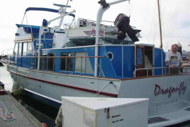 1969 Ed Monk 52 - For Sale at Bellingham, WA 98225 - ID 138660