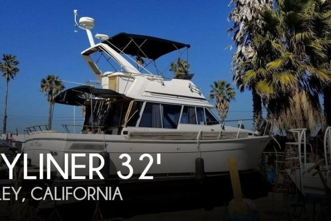 1985 Bayliner 3270 Motor Yacht - For Sale at Oakley, CA 94561 - ID 76828