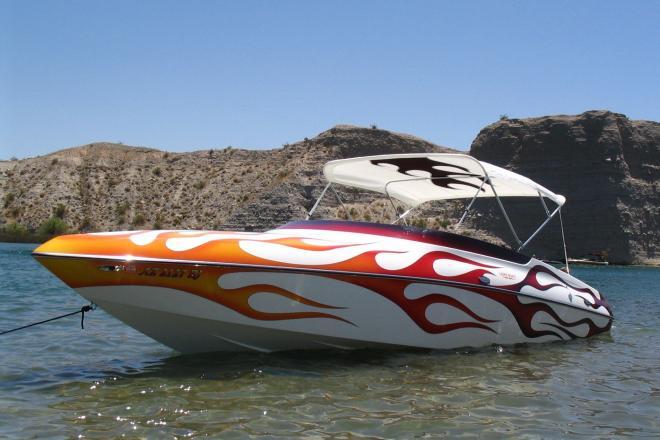 2005 Laser Fury - For Sale at Lake Havasu City, AZ 86403 - ID 138722