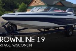 2013 Crownline 19 XS