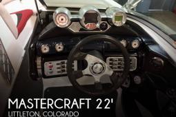 2009 Mastercraft Xstar 21