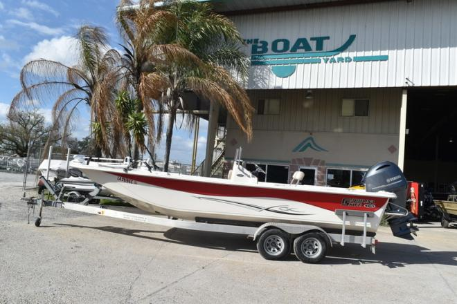 2015 Carolina Skiff DLV Series 238 - For Sale at Marrero, LA 70072 - ID 138147