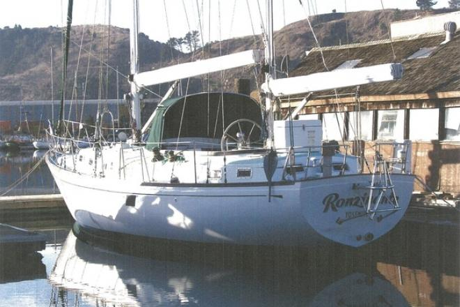 1977 Olympic Staysail Ketch - For Sale at Daly City, CA 94016 - ID 139055