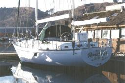 1977 Olympic Staysail Ketch