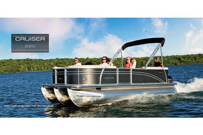 2018 Harris FloteBote 220 - For Sale at Oshkosh, WI 54901 - ID 132810