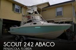 2008 Scout 242 Abaco