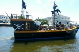 2013 Custom Built Authentic Pirate Ship