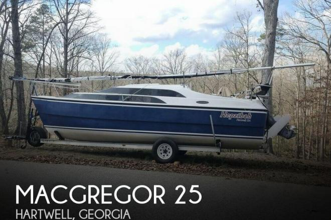 2008 Macgregor 26M - For Sale at Hartwell, GA 30643 - ID 139343