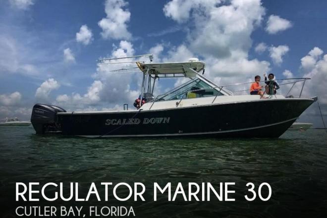 1996 Regulator Express 30 - For Sale at Miami, FL 33189 - ID 139364