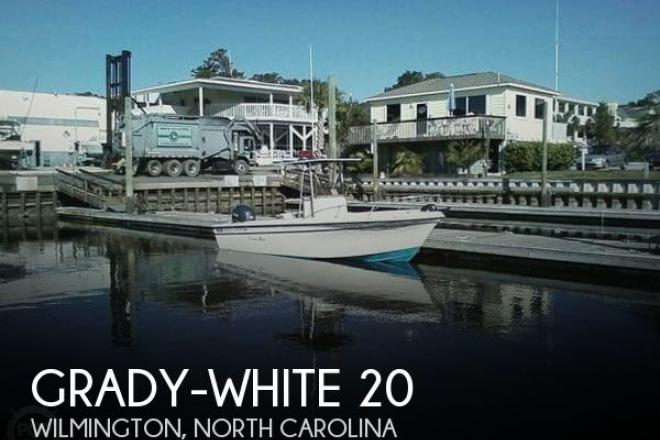 1984 Grady White 204 Fisherman - For Sale at Wilmington, NC 28401 - ID 139632