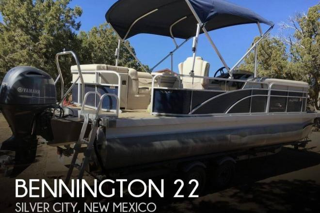 2015 Bennington 22sx - For Sale at Silver City, NM 88061 - ID 139708