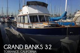 1970 Grand Banks 32