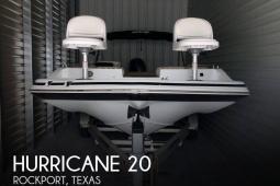 2016 Hurricane SS 201 Texas Edition