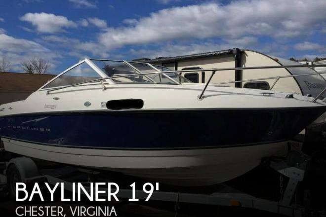 2007 Bayliner 192 Discovery - For Sale at Chester, VA 23831 - ID 118834