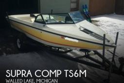 1991 Supra Comp TS 6M