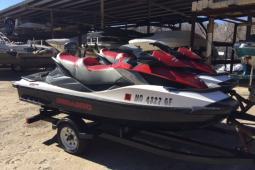 2011 Sea Doo GTX iS 215