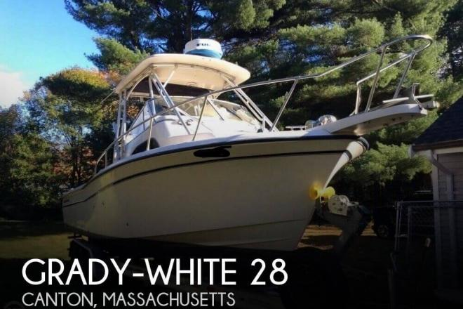 2004 Grady White 282 Sailfish - For Sale at Fairhaven, MA 2719 - ID 140042
