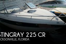 2012 Stingray 225 CR