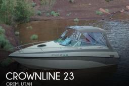 2000 Crownline 230 CCR