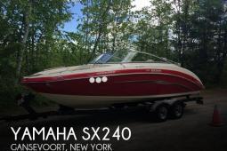 2014 Yamaha SX240